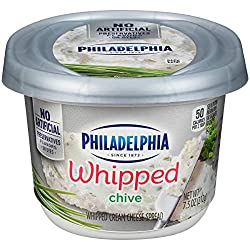 Philadelphia Whipped Chive Cream Cheese (7.5 oz Tub)