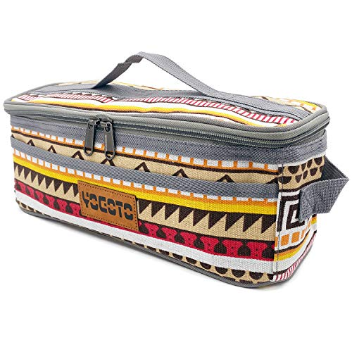 【YOGOTO】 クッキングツール ボックス 調理器具 入れ 調味料ケース アウトドア 収納バッグ バーベキュー キャンプ キッチンツールボックス コンテナ (C6)