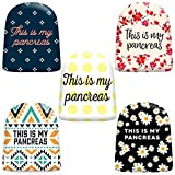 20 Pack Omnipod Adhesive Stickers - Accessory Patches for Omnipod Insulin Pump -'This is My Pancreas' Designs