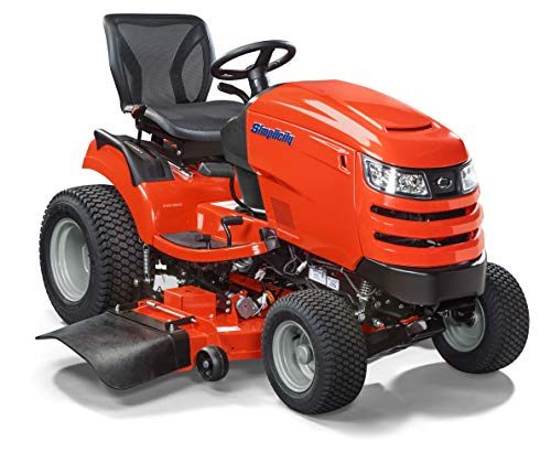 Simplicity 2691418 Prestige Mower, Riding, Tractor, Orange