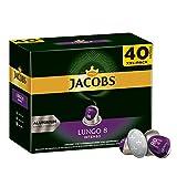 Jacobs Kaffeekapseln Lungo Intenso (nur für kurze Zeit) Megapack XXL, Intensität 8 von 12, 200...