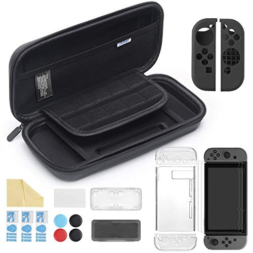 iAmer Case for Nintendo Switch,11 in 1...