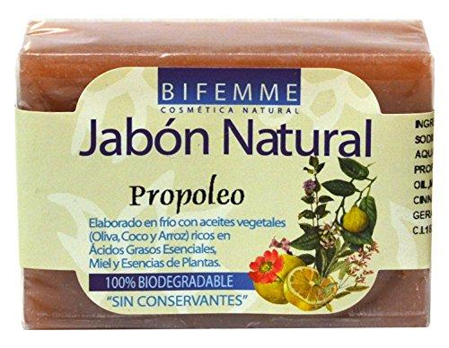 Bifemme Jabón de propóleos - 100 gr - [pack de 3]