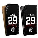 DeinDesign Tasche kompatibel mit Sony Xperia XA Flip Case Hülle Coman #29 FC Bayern München Trikot