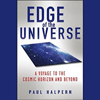 Edge of the Universe audiobook cover art