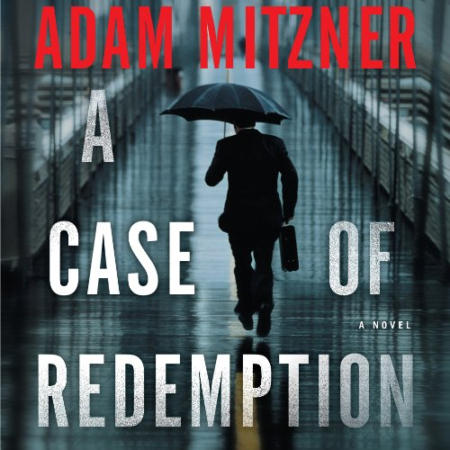A Case of Redemption audiobook cover art
