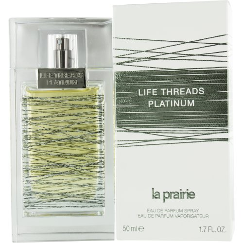 La Prairie Life Threads Platinum Eau de Parfum – 50 ml