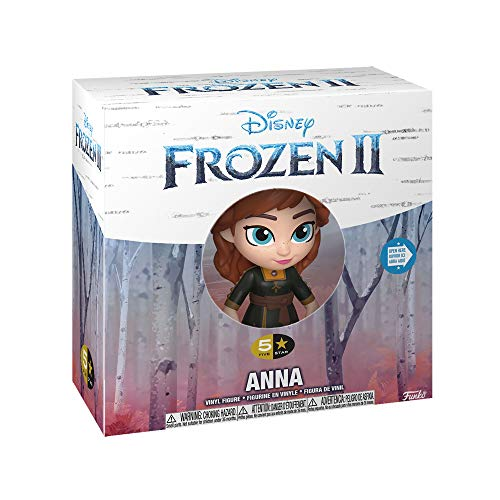 5 Star: Frozen 2 - Anna