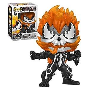 Funko Pop Motorista Fantasma Venomizado (Venom 369) Funko Pop Marvel