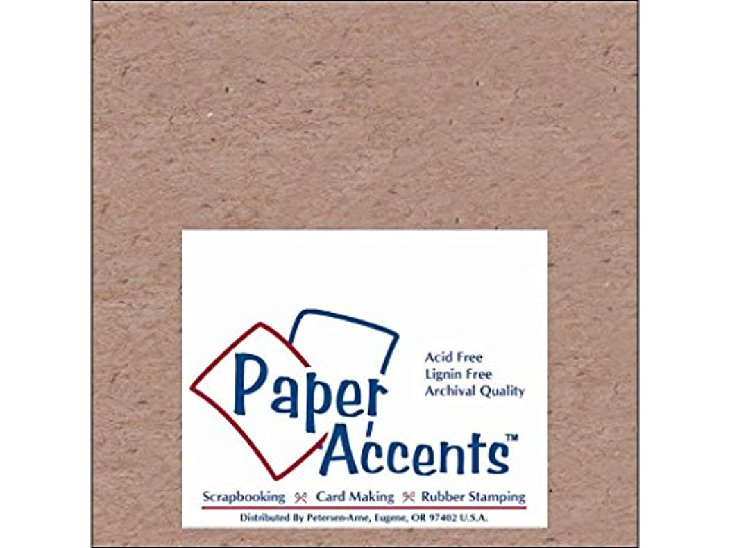 Accent Design Paper Accents 52 NAT Chipboard 6x6 1X Heavy 52pt Natural