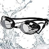Gafas de natación, gafas de natación antivaho, gafas de natación para hombre y mujer, gafas de natación, gafas de...