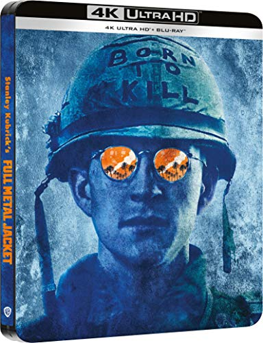 Full Metal Jacket Steelbook (4K Ultra HD + Blu Ray)