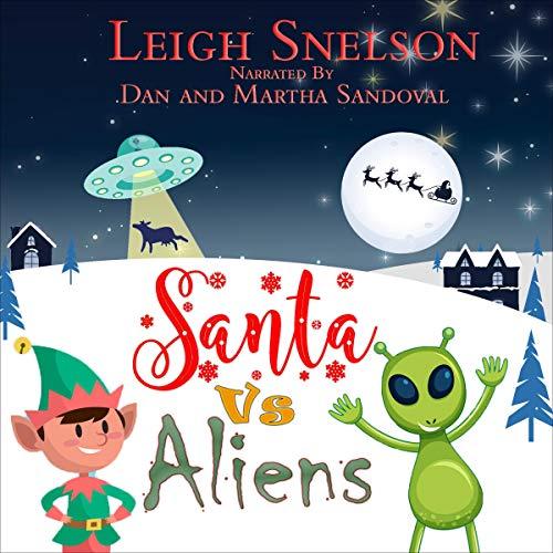 Santa vs Aliens Titelbild