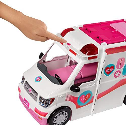 Ambulance de Secours Clinique Soins Médical Barbie - 19
