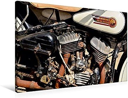 Calvendo Harley Davidson WLA 750, 90x60 cm