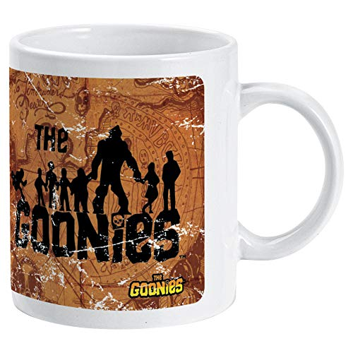 The Goonies Officially Licensed Map Mug