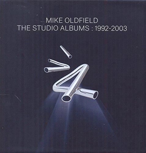 The Studio Albums:1992-2003
