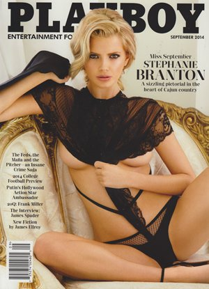 Playboy September 2014