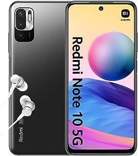 "Xiaomi Redmi Note 10 5G - Smartphone 4GB+128GB, 90Hz 6.5"" DotDisplay, MediaTek Dimensity 700 5G, 48MP+2MP+2MP Triple Camer..."