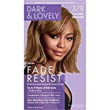 Softsheen-Carson Dark and Lovely Fade Resist Rich Conditioning Hair Color, Permanent Hair Color, Up To 100% Gray Coverage, Brilliant Shine with Argan Oil and Vitamin E, Golden Bronze