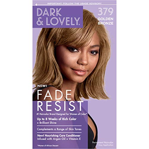 Dark & Lovely Color #379 Goldn Bronze (Haarfarbe)