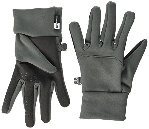 The North Face Etip Gants Homme, Gris/Fusebox Grey, FR : L (Taille Fabricant : L)