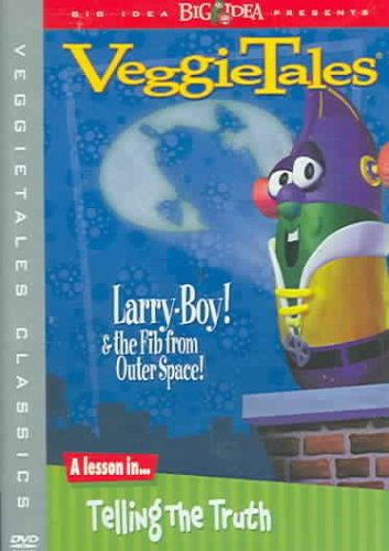 VEGGIE TALES CLASSICS:LARRY BOY & THE FIB FROM OUTER SPACE