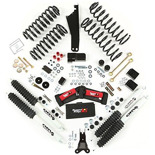 07 jeep wrangler lift kit - 8