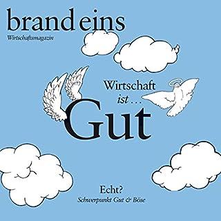 brand eins audio: Gut & Böse Titelbild