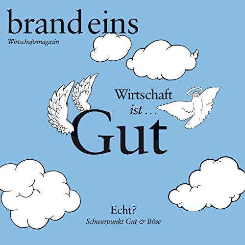 brand eins audio: Gut & Böse audiobook cover art
