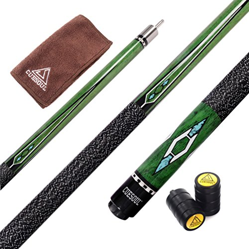 CUESOUL 57 inch Quick Release Joint Cue Stick (CSPC016)