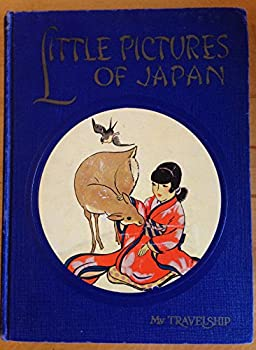 Hardcover Little Pictures of Japan Book