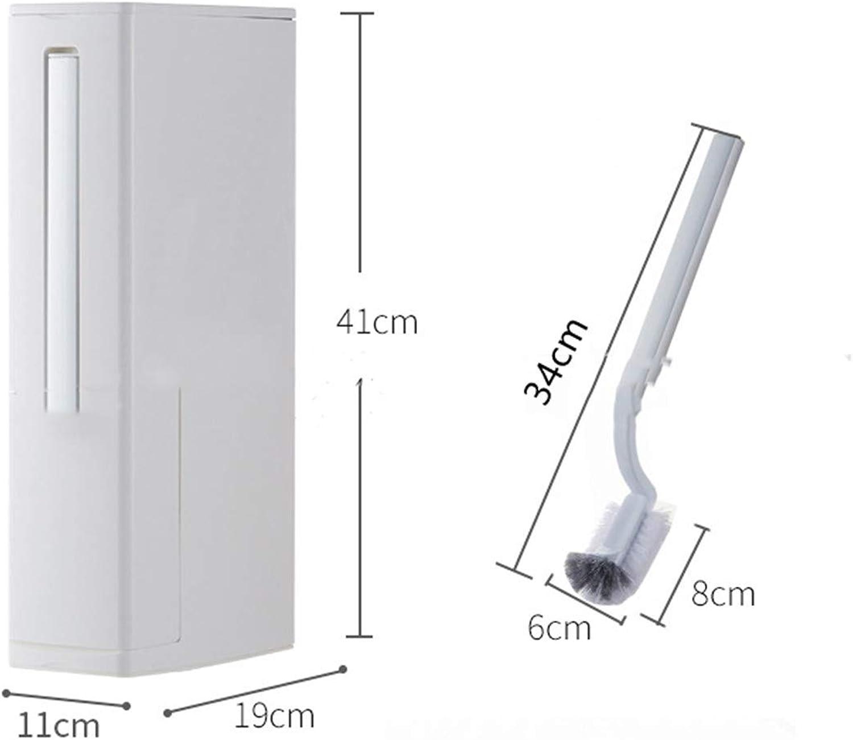 Herramientas de limpieza GZF Escobilla Baño Pintura de Caucho Negro Simple Cuadrado Cepillo de baño Traje baño baño Colgante de Hardware