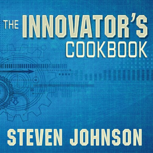 The Innovator's Cookbook audiobook cover art