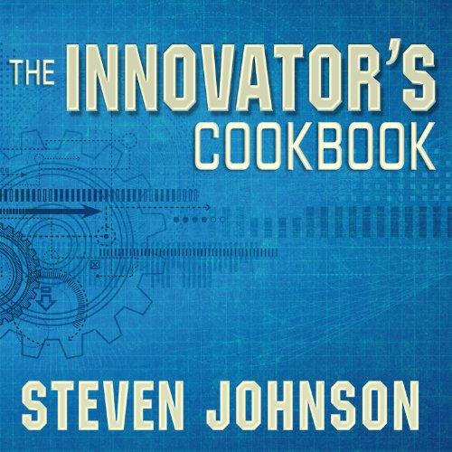 The Innovator's Cookbook cover art