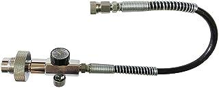 SHZICMY PCP Fill Station de charge 300 bar / 4500 psi Paintball Kit de recharge PCP SCBA Adaptateur de charge avec valve d...