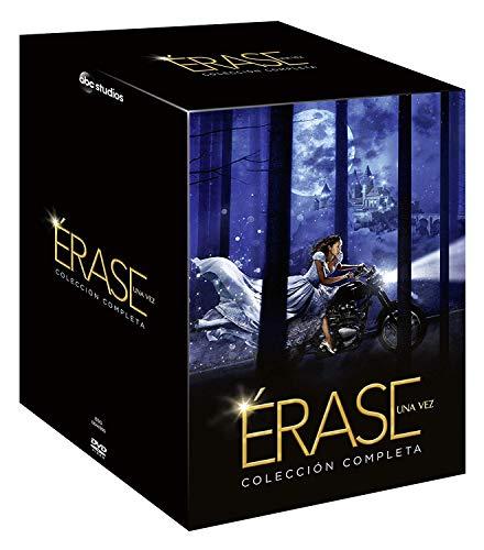 Pack: Erase Una Vez + Temporada Completa 1-7 [DVD]