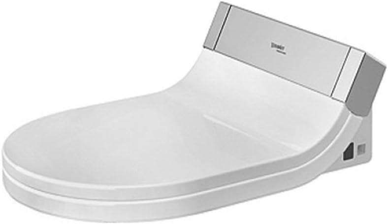 Duravit 610000001040100 Sacramento Mall Sensowash Starck Shower Seat Toilet Popular brand USA