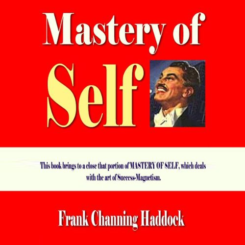 Mastery of Self audiobook cover art