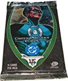DC VS System Trading Card Game Green Lantern Corps Booster Pack 14 Cards