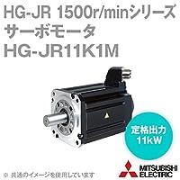 三菱電機 HG-JR11K1M サーボモータ HG-JR 1500r/minシリーズ 200Vクラス (低慣性・大容量) (定格出力容量 11kW) (慣性モーメント 220J) NN