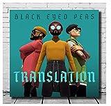 Black Eyed Peas - Übersetzung Cover Poster und Drucke