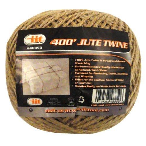 JMK 400' Jute Twine by JMK (English Manual)