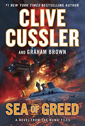 Sea of Greed (NUMA Files Book 16)