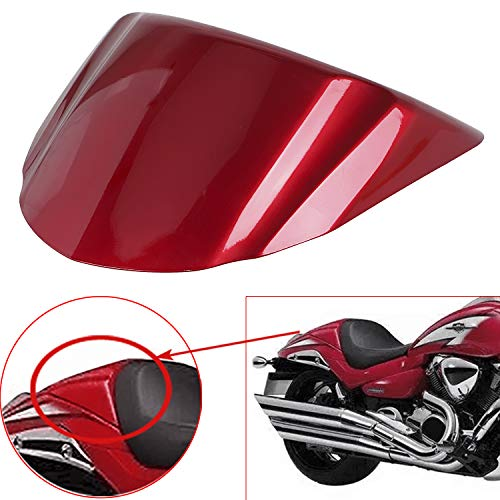 XMMT Motorcycle Fairing ABS Plastic RED Rear Seat Cowl Cover for Suzuki Boulevard M109R 2006-2014