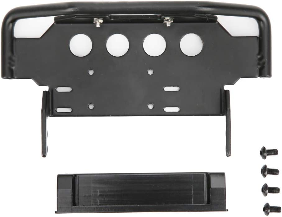 Popular standard Tbest RC Front Lower Bumper Upgrade Ac Metal Reservation Replacement