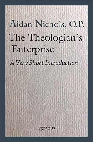 The Theologian's Enterprise: A Very Short Introduction (English Edition)