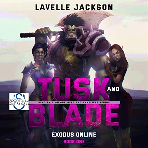 Tusk and Blade cover art