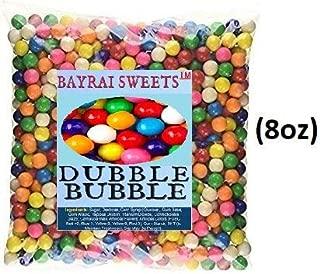 Dubble Bubble KIDS PACK ( SMALL 14mm size) small-gum balls bulk (8oz)