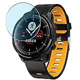 Vaxson 3 Unidades Protector de Pantalla Anti Luz Azul, compatible con Hommie L3 smartwatch Smart Watch [No Vidrio Templado Carcasa Case ] Película Protectora Film Guard